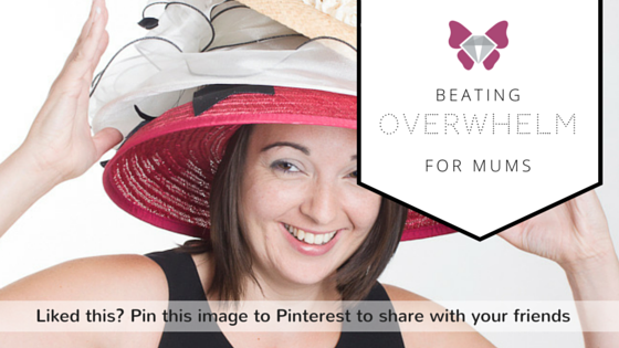 Beating Overwhelm for Mums in Business